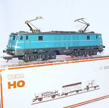Lima Hema HO 1:87 Belgium B SNCB Heavy 150012 Electric Locomotive Blue MIB Nice!