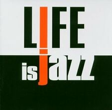Life Is Jazz (13 tracks, 2003, le maquis) Eric Le Lann, BIBO, Metropolitan Jazz
