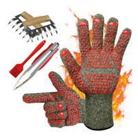 Heat Proof Resistant Protective Gloves Safety Waterproof Kitchen Industrial