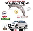 para Audi Q3 1.4 2.0 tfsi tdi 2011- > DERECHO TRAPECIO DELANTERO INFERIOR