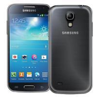 Dünn Slim Cover Samsung Galaxy S4 Handy Hülle Silikon Case Schutz Tasche