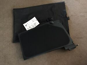 USED LITTLE  GENUINE BMW E93 M3 3 SERIES CONVERTIBLE CABRIOLET WIND DEFLECTOR
