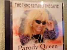 PARODY QUEEN ~ THE TUNE REMAINS THE SAME CD rare Alternative Christian Rock MINT