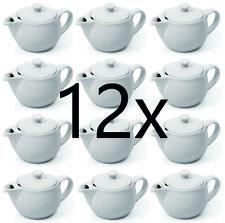 12 piezas teekaennchen, kännchen con tapa, porcelana, jarro 0,35L