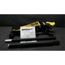 Omega Lift Equipment 26030 Heavy Dutiy Aluminum Hydraulic Jack 3 Ton*