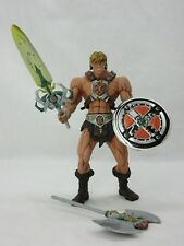 MOTU,HE-MAN,200x,COMIC CON EXCLUSIVE,100% Complete,Masters of the Universe