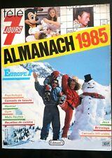 Almanach Télé 7 Jours 1985