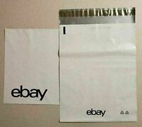 "eBay Branded Lot of 25 Polyjacket 12"" x 15"" Mailer Envelopes Shipping Supplies.."