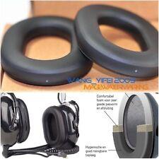 Noise Reduction Ear Pad Foam Cushion For RADIOSHACK RACING HEADPHONES EarMuffs
