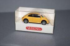 Volkswagen New Beetle,IAA 2000,1:87,WIKING,ovp,03506