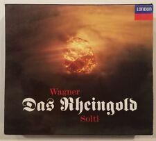 Wagner: Das Rheingold Solti (CD, Nov-1997, 2 Discs)