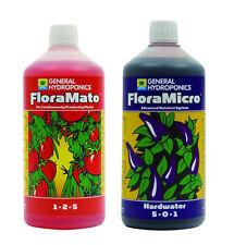 GHE FloraMato + FloraMicro HW im Set 2x 1000ml