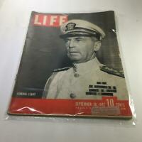 Life Magazine: September 28 1942 - Admiral Leahy