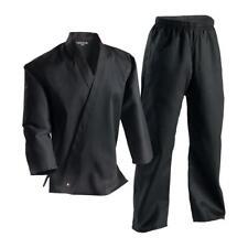 Century Black 6oz Lightweight Martial Arts Uniform Gi Size 00