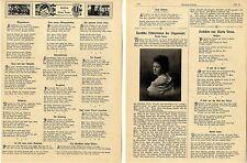 Maria Stona Österreich-Schlesische Lyrik-Dichterin Historical Memorabilia 1906