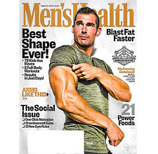 Men's Health Magazine November 2017 MICHAEL DUBREE, Jesse Palmer, Carly Chaikin