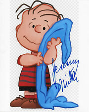Jeremy Miller Original In Person Autographed 8X10 Photo - Peanuts, Growing Pains