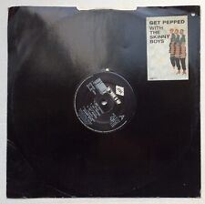 """Skinny Boys Get Pepped UK 12"""" single +Picture Sleeve"""