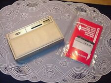 Carrier MicroElectronic Fuel Saver ThermoStat Energy NEW!
