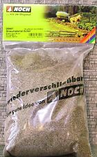 NOCH HO scale ~ SCATTER MATERIAL 'BROWN EARTH' ~ # 08441 suit model train