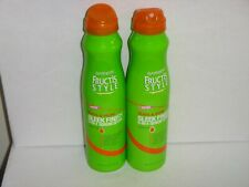 (2) Garnier Fructis style sleek & Shine Sleek Finish 5-in-1 Serum Spray 6oz each