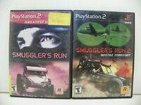 Smuggler's Run Game Collection for PlayStation 2