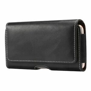 for Fairphone 3+ PLUS (2020) Holster Horizontal Leather with Belt Loop New De...