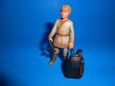 Star Wars 1998 Episode 1 Anakin Skywalker Tatooine ~ With Backpack & Grease Gun