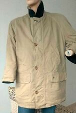 Vintage Burberry London  Reversible Mens trench coat Size 4.