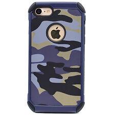 Army Hard Camouflage Armor Schockresistente SCHUTZHÜLLE Case Cover Für iPhone 7