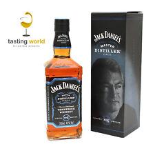 700ml - Jack Daniels Master Distiller No.6 - 43% - Geschenkkarton - LIMITIERT