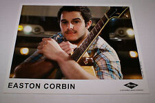 EASTON CORBIN PROMO PICTURE IMAGES COUNTRY CELEBRITY PRINT HTF OUT OF PRINT