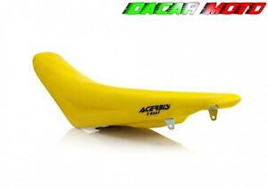 Asiento Hard (Racing) Amarillo Acerbis Suzuki 250 2007 2008 2009