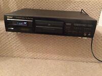Teac CD Player Model CD-P1120