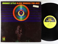 Johnny Lytle - Close Enough For Jazz LP - Solid State