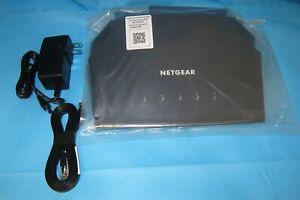 NETGEAR AX1800 Wi-Fi 6 Router RAX10-100NAS Stream 4K UHD 20 Devices NEW