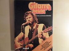 Arthur und Graham Butterfield/Gitarre heute 1979/BUCH