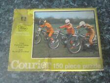 Tower Press Stapleford tawney. Courier150 piece vintage jigsaw puzzle