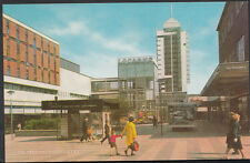 Warwickshire Postcard - The Shopping Precinct, Coventry   C1119