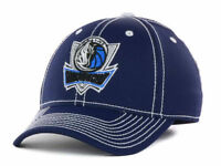 Dallas Mavericks adidas Climate NBA Flex-Fit Men's Fitted Cap Hat - Size: S/M