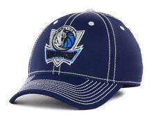 Dallas Mavericks adidas Climate NBA Flex-Fit Men's Fitted Cap Hat - Size: S/M