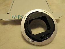 Canon FD Tamron Adaptall 2 Monte Lente