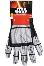 Star Wars The Force Awakens Captain Phasma Adult Gloves, Free Shipping!