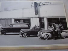 1940 CHEVROLET CARS AN TRUCKS AT DEALER  PHOTO  12 X 18 LARGE PICTURE  PHOTO