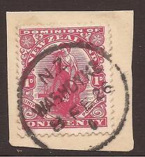 Bullseye/SOTN Single New Zealand Stamps