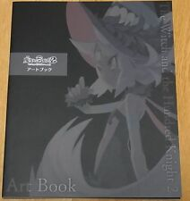 Majo to Hyakkihei 2 Art Book The Witch and the Hundred Knight Madoka Hanashiro
