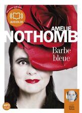 Barbe bleue - Amélie Nothomb  | Livre audio (neuf)