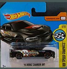 Coche Hot wheels 15' DODGE CHARGER SRT NUEVO EN BLISTER SIN ABRIR
