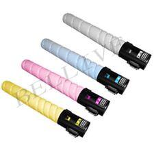 KIT 4 Toner per Konica Minolta bizhub C220 C280 TN-216K TN-216C TN-216M TN-216Y