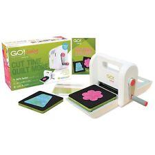 AccuQuilt Go Baby Fabric Cutter Starter Set 55600 721802489960